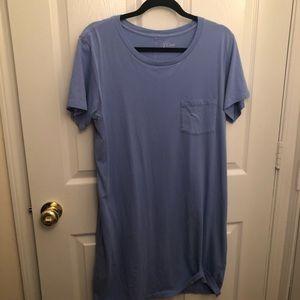 NWT J Crew T Shirt Dress